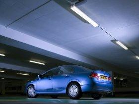 Ver foto 4 de Honda Civic Hybrid 2006