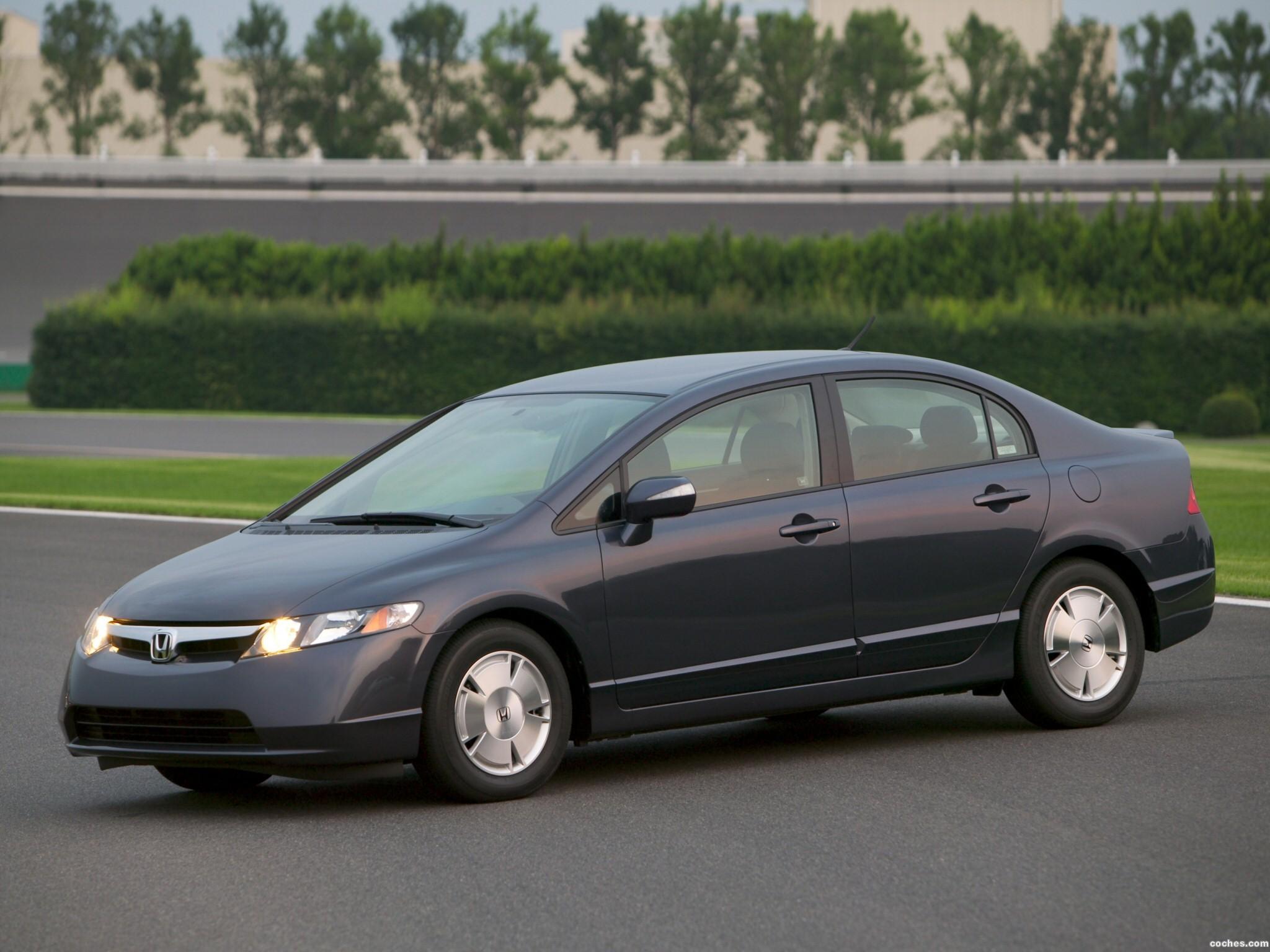 Foto 5 de Honda Civic Hybrid USA 2006