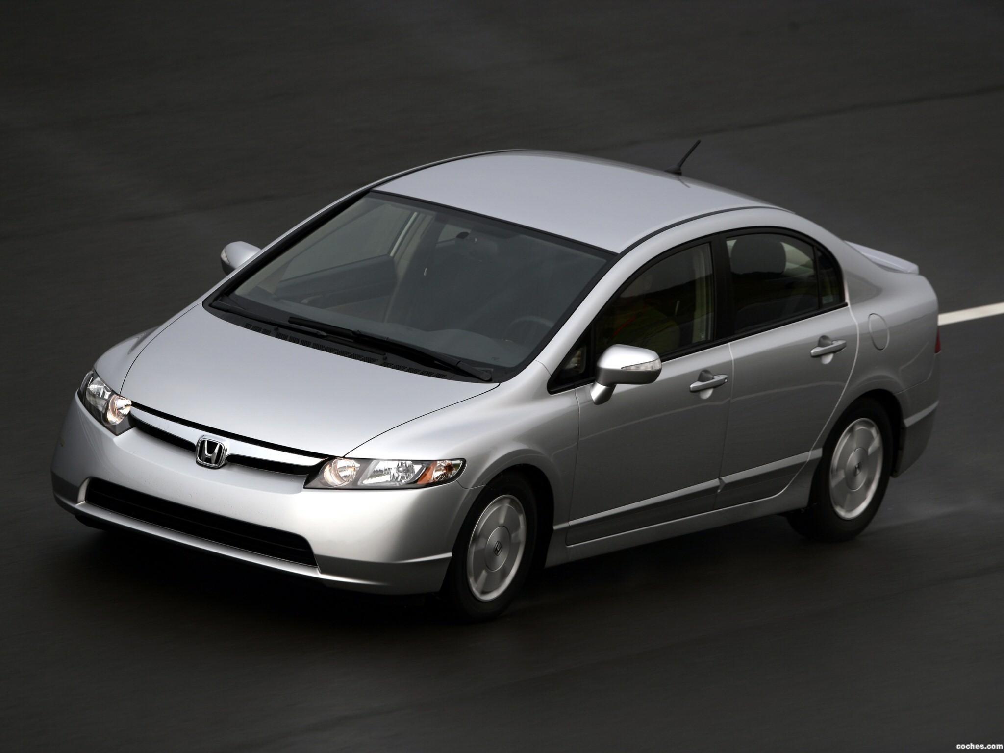 Foto 2 de Honda Civic Hybrid USA 2006