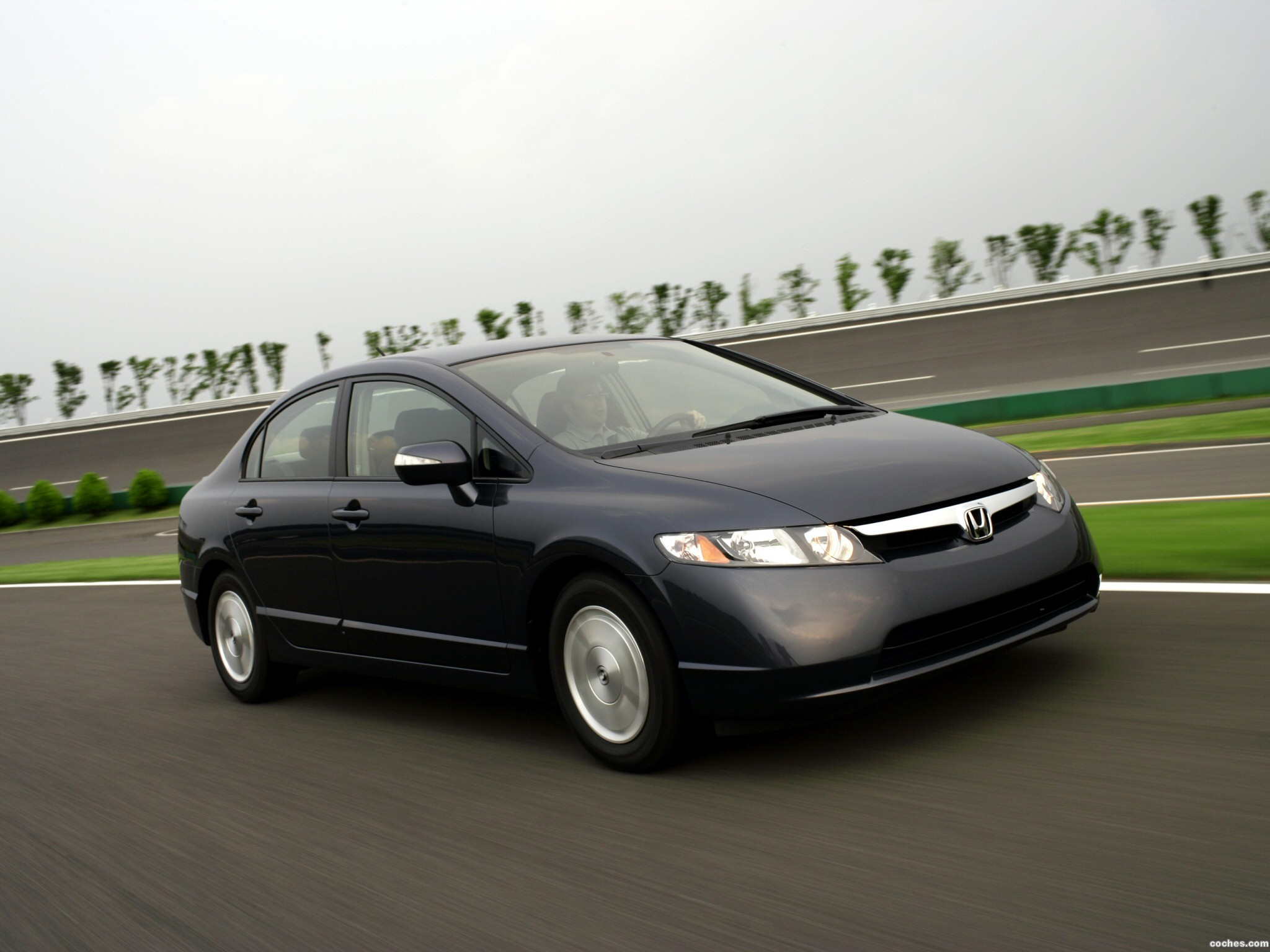 Foto 0 de Honda Civic Hybrid USA 2006