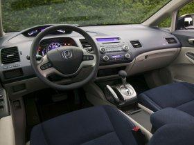Ver foto 7 de Honda Civic Hybrid USA 2006