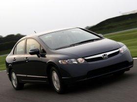 Ver foto 5 de Honda Civic Hybrid USA 2006