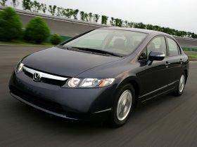 Ver foto 4 de Honda Civic Hybrid USA 2006