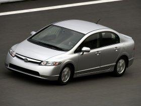 Ver foto 2 de Honda Civic Hybrid USA 2006