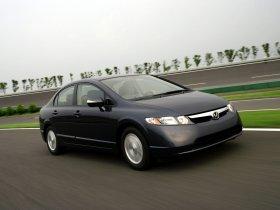 Ver foto 1 de Honda Civic Hybrid USA 2006