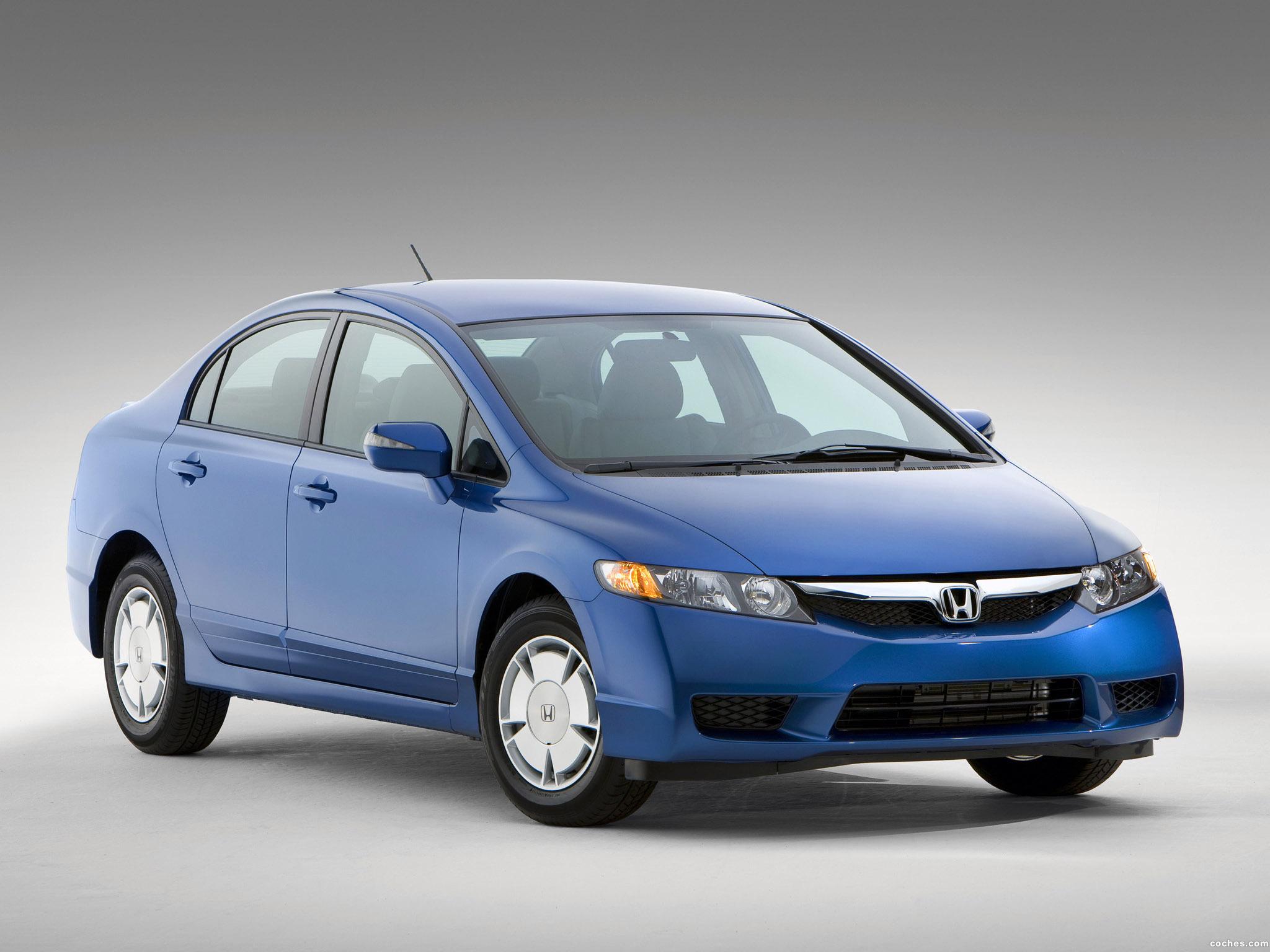 Foto 7 de Honda Civic Hybrid USA 2008