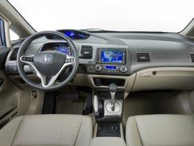 Ver foto 10 de Honda Civic Hybrid USA 2008
