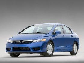 Fotos de Honda Civic Hybrid USA 2008