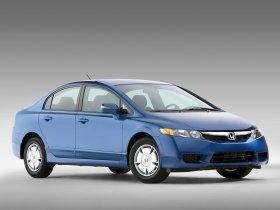 Ver foto 7 de Honda Civic Hybrid USA 2008