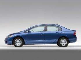 Ver foto 6 de Honda Civic Hybrid USA 2008