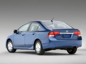 Ver foto 4 de Honda Civic Hybrid USA 2008