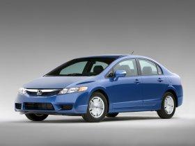 Ver foto 2 de Honda Civic Hybrid USA 2008