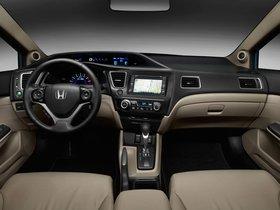 Ver foto 7 de Honda Civic Hybrid USA 2013