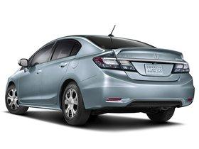 Ver foto 3 de Honda Civic Hybrid USA 2013