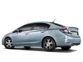 Ver foto 2 de Honda Civic Hybrid USA 2013