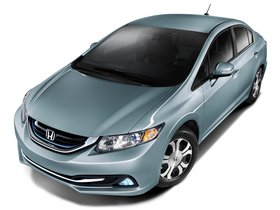 Fotos de Honda Civic Hybrid USA 2013