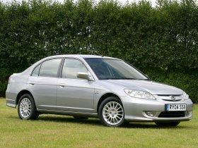 Ver foto 4 de Honda Civic IMA 2003