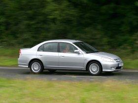 Ver foto 3 de Honda Civic IMA 2003
