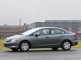 Ver foto 4 de Honda Civic LX Sedan 2011