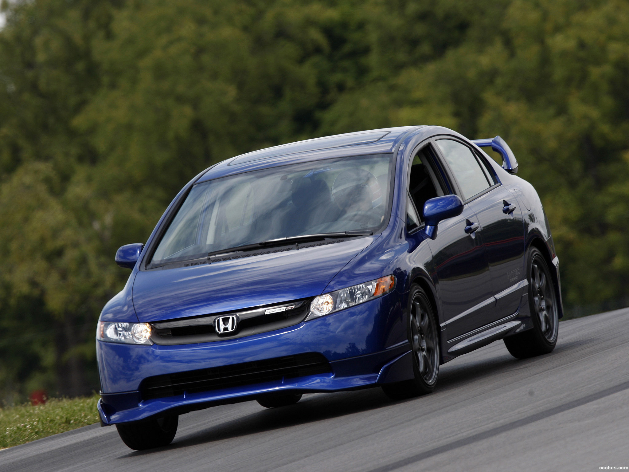 Foto 0 de Honda Civic Mugen Si Sedan 2008