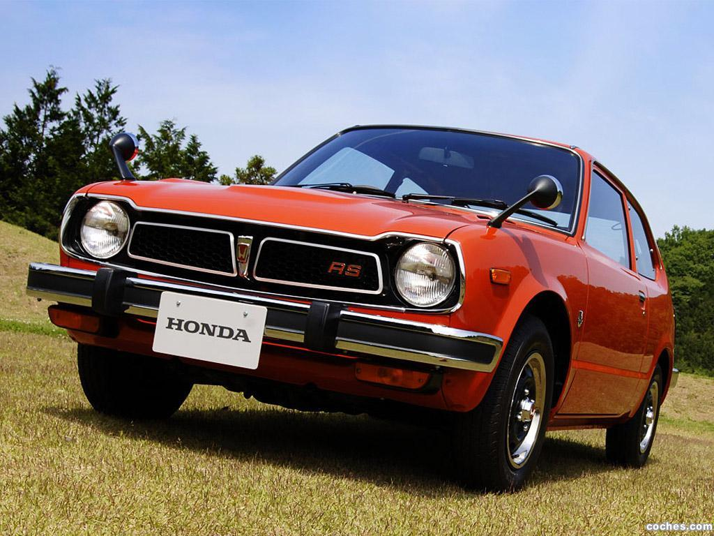 Foto 0 de Honda Civic RS 1972