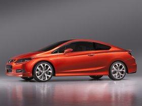 Ver foto 6 de Honda Civic SI Concept 2011