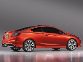 Ver foto 5 de Honda Civic SI Concept 2011