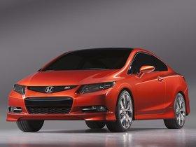 Ver foto 4 de Honda Civic SI Concept 2011