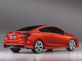 Ver foto 3 de Honda Civic SI Concept 2011