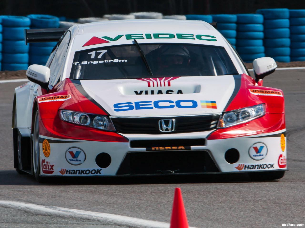Foto 11 de Honda Civic WTCC 2013