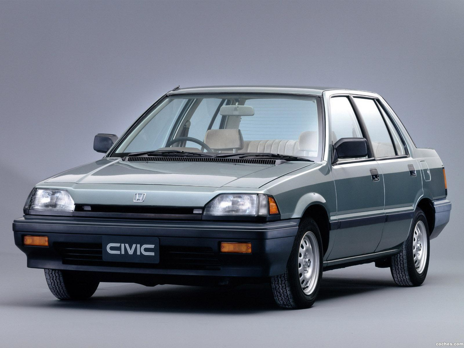 Foto 0 de Honda Civic Sedan 1983