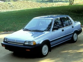 Ver foto 9 de Honda Civic Sedan 1983