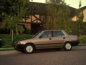 Ver foto 8 de Honda Civic Sedan 1983