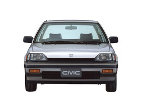 Ver foto 7 de Honda Civic Sedan 1983