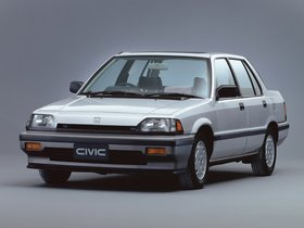Ver foto 6 de Honda Civic Sedan 1983