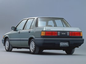 Ver foto 4 de Honda Civic Sedan 1983