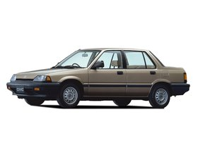Ver foto 3 de Honda Civic Sedan 1983