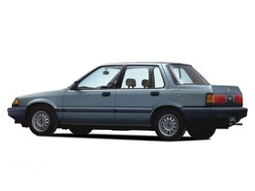 Ver foto 2 de Honda Civic Sedan 1983