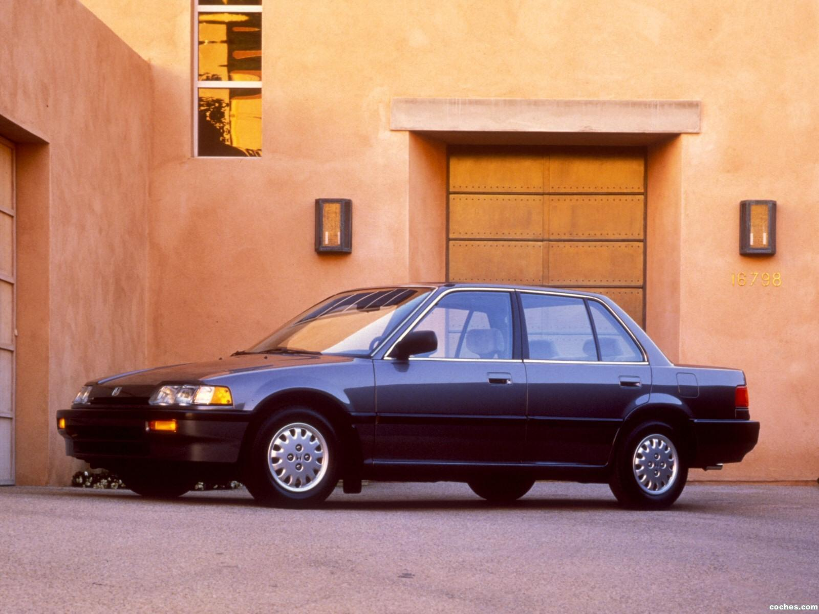 Foto 0 de Honda Civic Sedan 1987