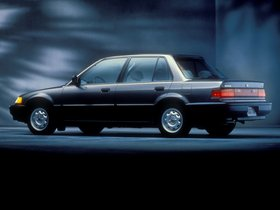 Ver foto 5 de Honda Civic Sedan 1987