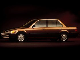 Ver foto 4 de Honda Civic Sedan 1987