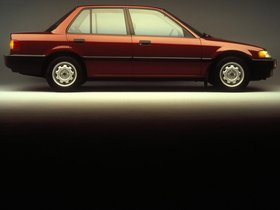 Ver foto 3 de Honda Civic Sedan 1987