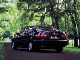 Ver foto 2 de Honda Civic Sedan 1991
