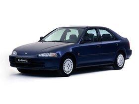 Ver foto 1 de Honda Civic Sedan 1991