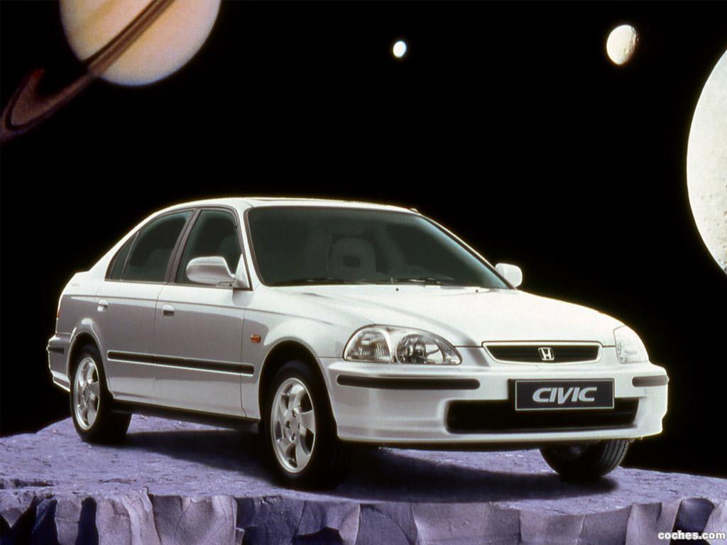 Foto 0 de Honda Civic Sedan 1995
