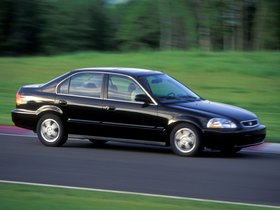 Ver foto 3 de Honda Civic Sedan 1995