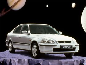 Fotos de Honda Civic Sedan 1995