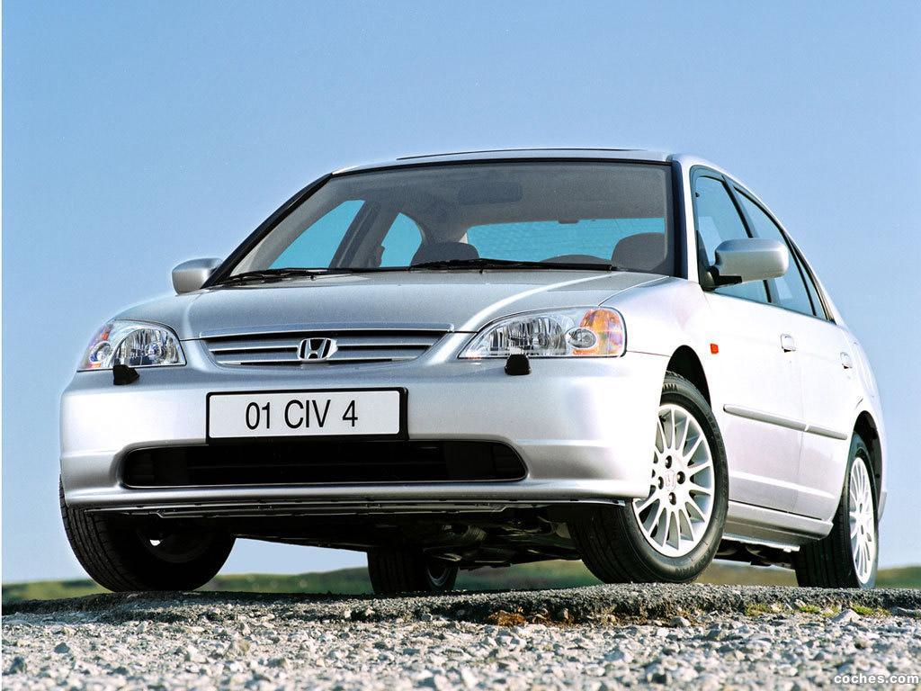 Foto 0 de Honda Civic Sedan 2001