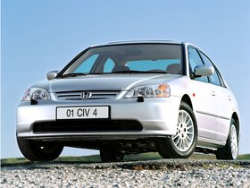 Fotos de Honda Civic Sedan 2001