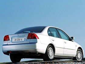 Ver foto 9 de Honda Civic Sedan 2001